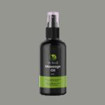 Dr Hemp – Special CBD Massage Oils – 50ml Spray Transparent Background