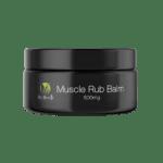 Dr Hemp – Full-Spectrum CBD Balm for Muscles (500ml) transparent background